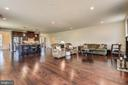 So open and you will enjoy the recessed lighting - 22602 PINKHORN WAY, ASHBURN