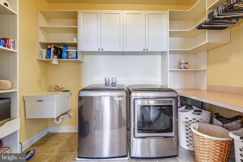 Upper Laundry Room - another Upgrade - 22602 PINKHORN WAY, ASHBURN