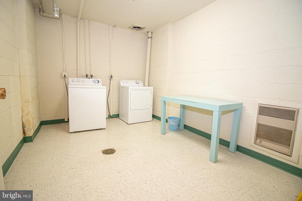Laundry - 3618 GLENEAGLES DR #7-1G, SILVER SPRING
