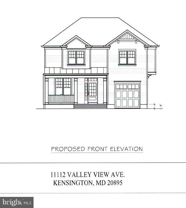 - 11112 VALLEY VIEW AVE, KENSINGTON