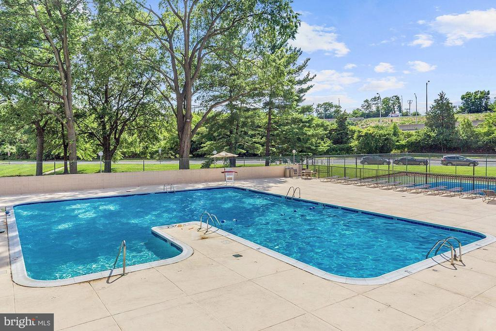 Community pool - 1300 ARMY NAVY DR #225, ARLINGTON
