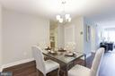 Dining room - 1300 ARMY NAVY DR #225, ARLINGTON
