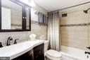Fully renovated bathroom - 1300 ARMY NAVY DR #225, ARLINGTON