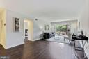 Excellent natural light - 1300 ARMY NAVY DR #225, ARLINGTON