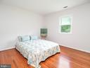 Bedroom 1 on the main level - 1693 GARRISONVILLE RD, STAFFORD
