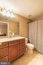 Basement bathroom - 43570 FREEPORT PL, STERLING
