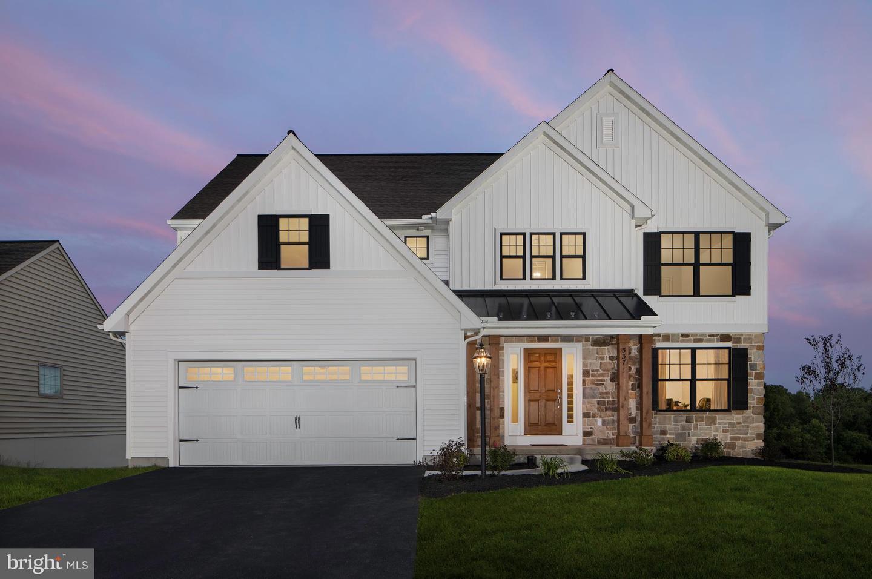 Single Family Homes для того Продажа на Annville, Пенсильвания 17003 Соединенные Штаты