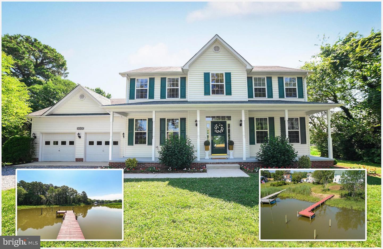 Single Family Homes por un Venta en Avenue, Maryland 20609 Estados Unidos