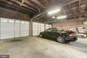 Spacious garages - 1407 WEBSTER ST NW, WASHINGTON