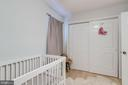 Double Closet in Bedroom #2 - 2536 S WALTER REED DR #D, ARLINGTON