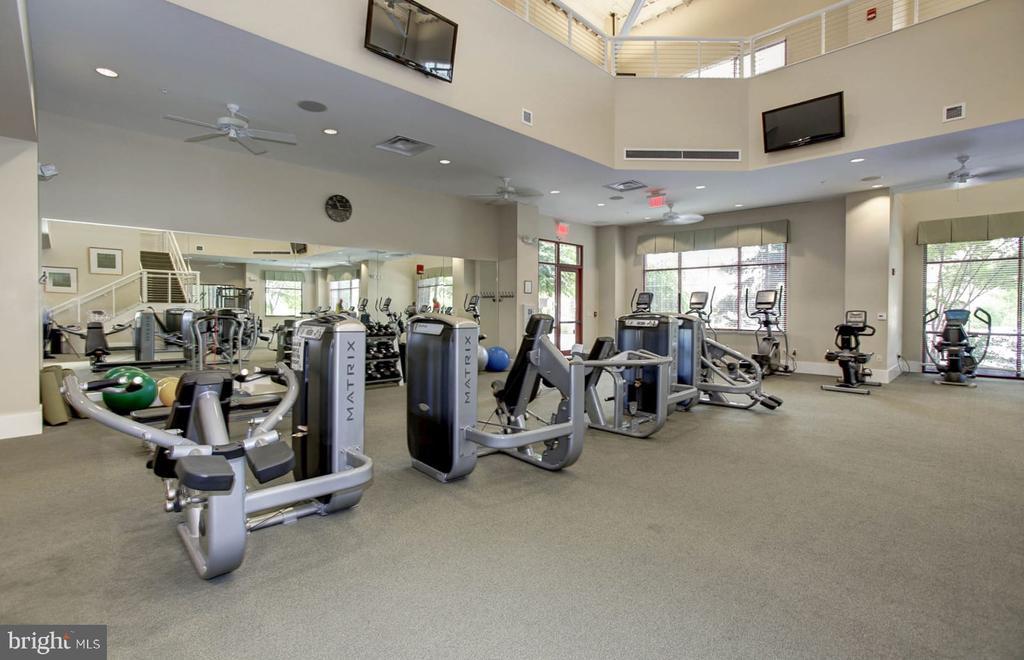 Weight Room - 45 DENISON ST, FREDERICKSBURG