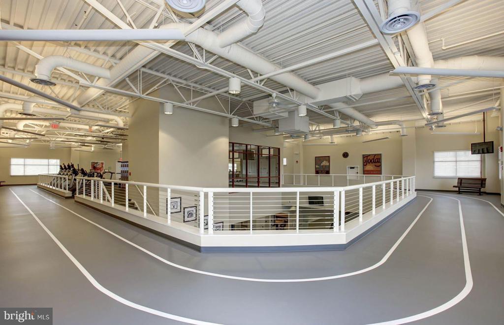 Indoor Walking Track - 45 DENISON ST, FREDERICKSBURG