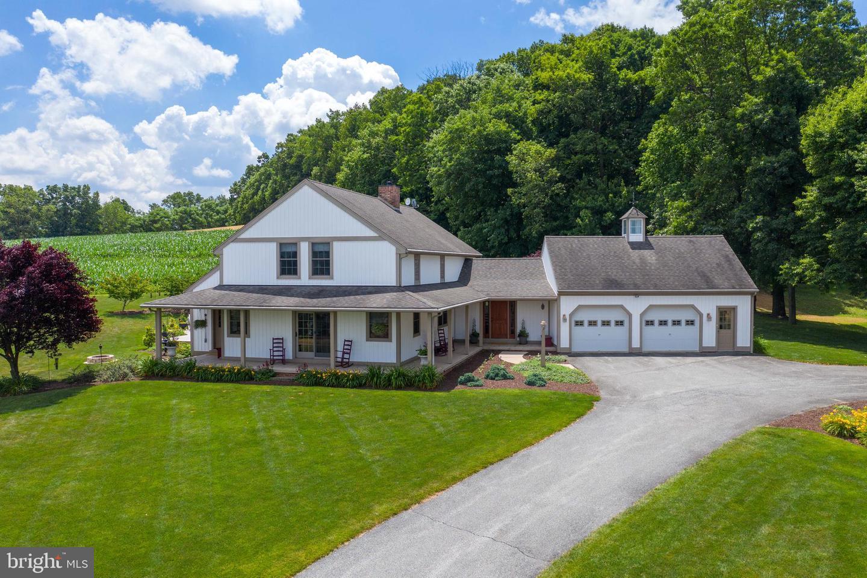 Single Family Homes 용 매매 에 Glen Rock, 펜실바니아 17327 미국