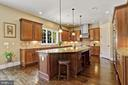 Granite Counters - 11227 INDEPENDENCE WAY, ELLICOTT CITY