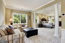Sprawling Master Suite w| Sitting Room - 11227 INDEPENDENCE WAY, ELLICOTT CITY