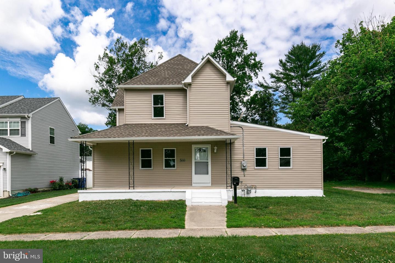Single Family Homes por un Venta en Laurel Springs, Nueva Jersey 08021 Estados Unidos