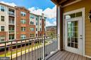 Beautiful views of the community - 13740 ENDEAVOUR DR #307, HERNDON
