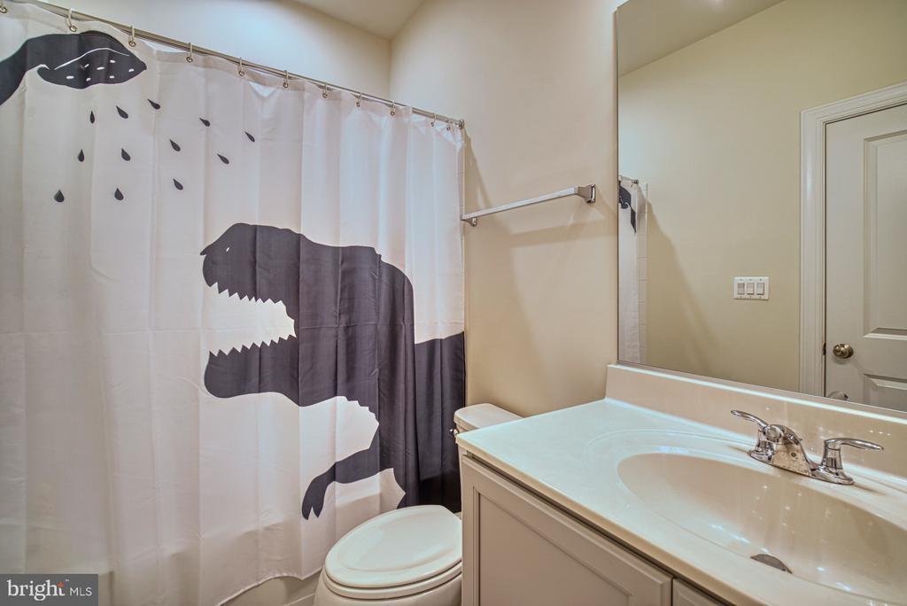 Third Full Bathroom - 42298 ASHMEAD TER, BRAMBLETON