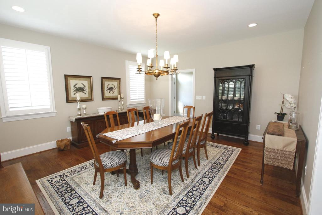 Dining Room - 20131 DAIRY LN, STERLING