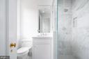 Third Bath - 2302 KALORAMA RD NW, WASHINGTON
