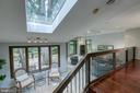 Skylights for added natural light - 3408 GREENTREE DR, FALLS CHURCH