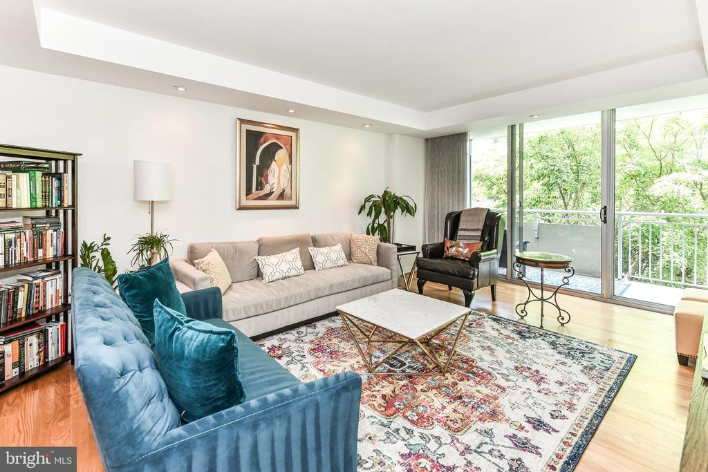 Welcome home to 5-star living. - 3001 VEAZEY TER NW #508, WASHINGTON