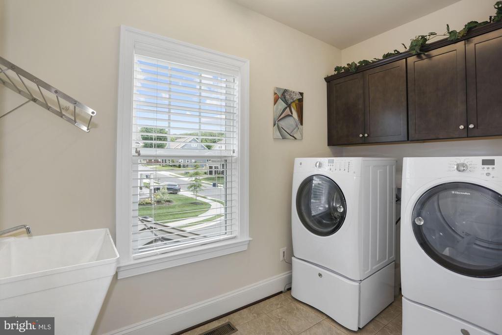 Laundry Room-Upper Level - 6515 MANOR RIDGE CT, FALLS CHURCH