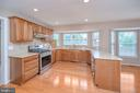 Kitchen/quartz counter tops - 6 BRANTFORD DR, STAFFORD