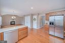 Kitchen stainless steel appliances - 6 BRANTFORD DR, STAFFORD