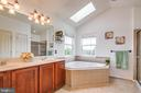 Luxurious Master Bath - 4843 TOTHILL DR, OLNEY