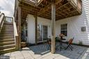 Patio off Family Room - 4843 TOTHILL DR, OLNEY