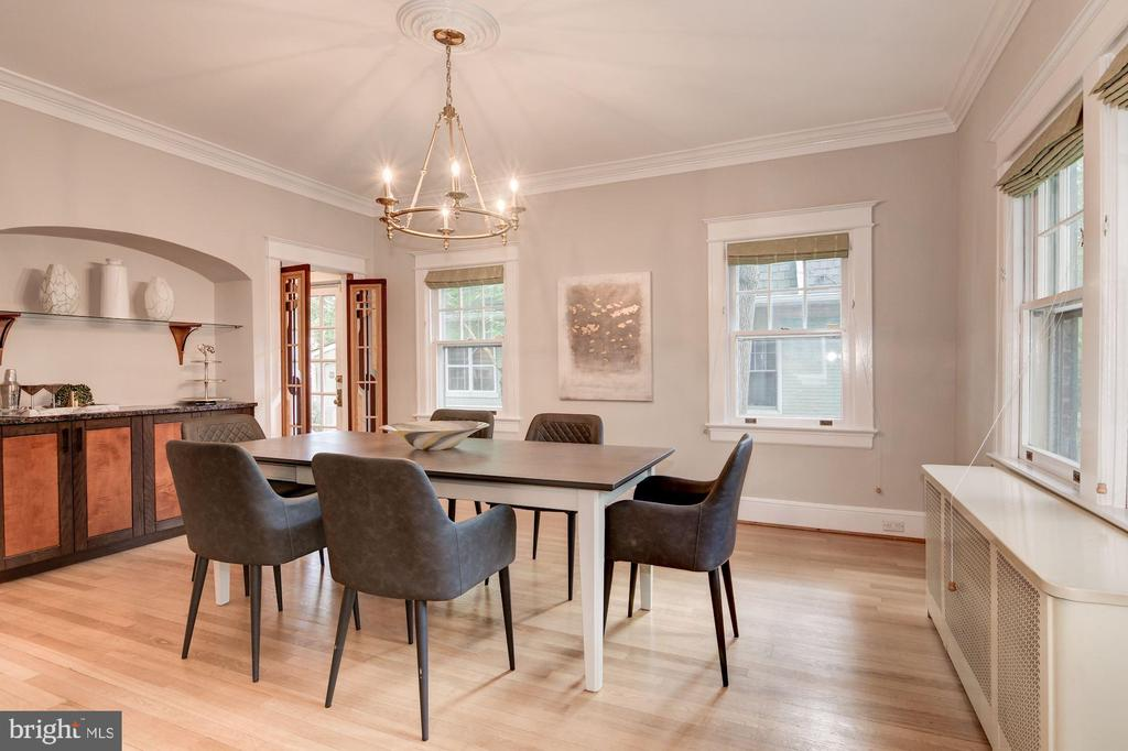 Dining Room - 5335 43RD ST NW, WASHINGTON