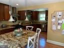 Top grade granite... - 2504 VALLEY DR, ALEXANDRIA