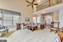 Family Room - 20810 AMBERVIEW CT, ASHBURN