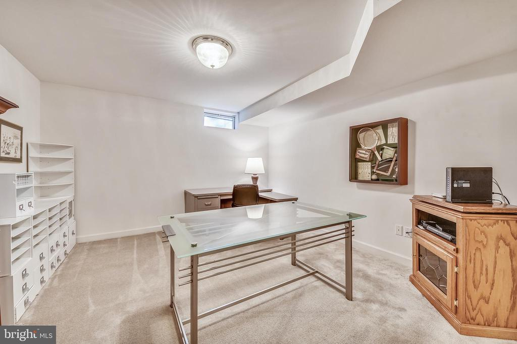Lower level office - 20810 AMBERVIEW CT, ASHBURN