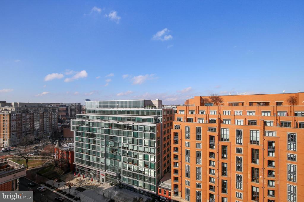 View from Rooftop - 400 MASSACHUSETTS AVE NW #604, WASHINGTON