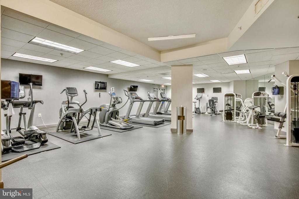 Exercise Room - 400 MASSACHUSETTS AVE NW #604, WASHINGTON