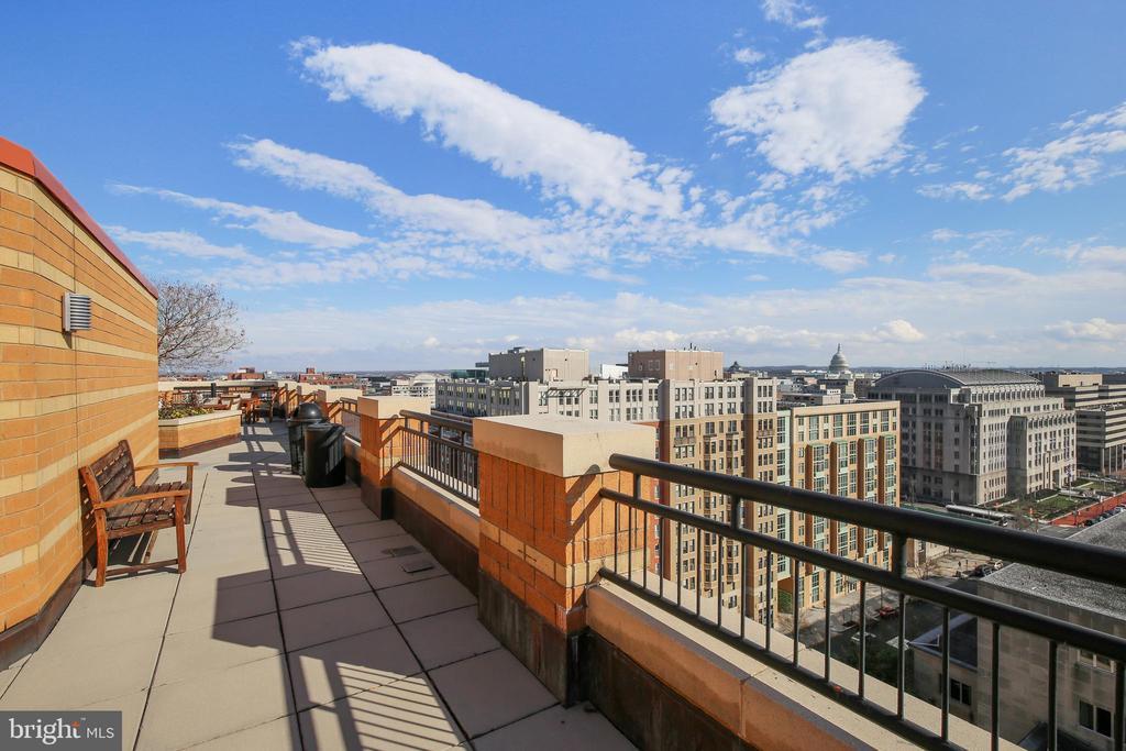 Rooftop - 400 MASSACHUSETTS AVE NW #604, WASHINGTON