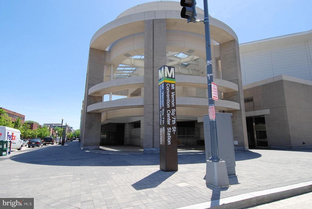Convention Center Station - 400 MASSACHUSETTS AVE NW #604, WASHINGTON