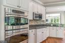 Stainless steel appliances - 43559 FIRESTONE PL, LEESBURG