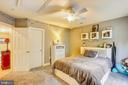 Bedroom #3 shares a bath with bedroom #4 - 9704 WOODFIELD CT, NEW MARKET
