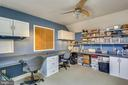 Bonus room/office on the 4th level - 9704 WOODFIELD CT, NEW MARKET