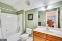 5th bathroom on the 4th level is off the bonus roo - 9704 WOODFIELD CT, NEW MARKET