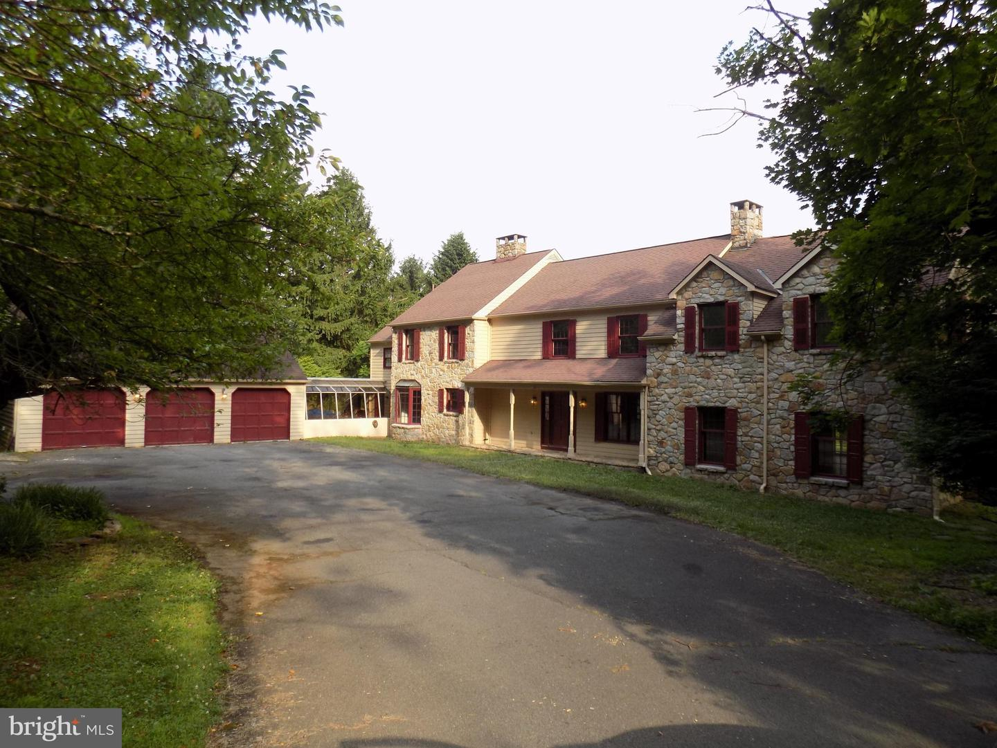 Single Family Homes for Sale at Riegelsville, Pennsylvania 18077 United States