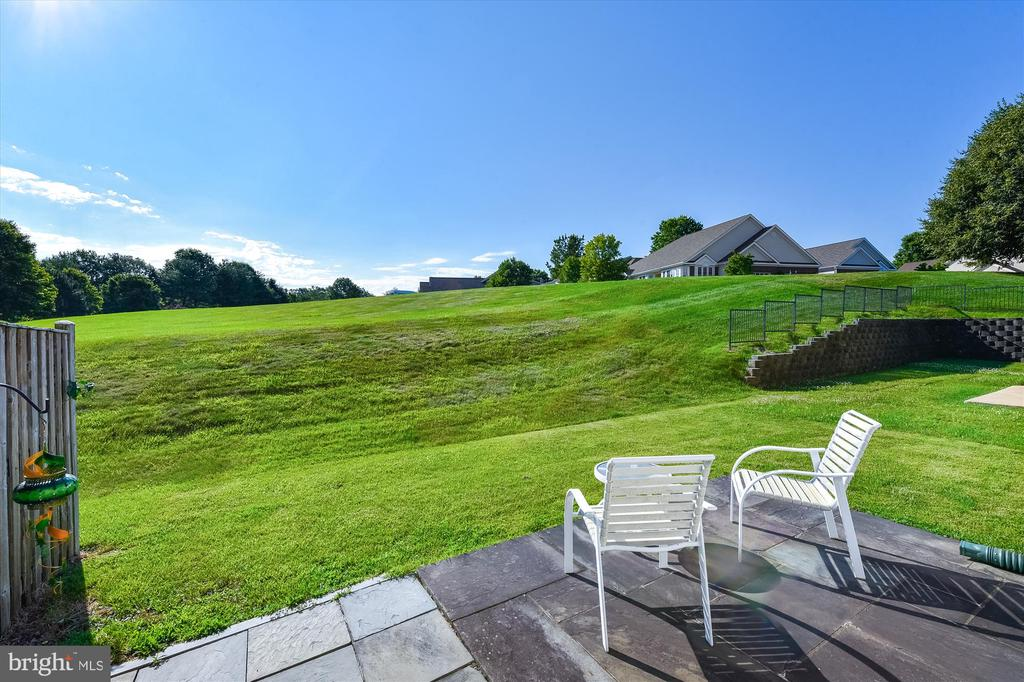 View from Patio - 6933 CUMBERSTONE PL, GAINESVILLE