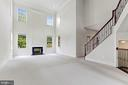 Two Story Great Room , Stair to Up and Down - 4962 VALLEY VIEW OVERLOOK, ELLICOTT CITY