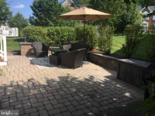 Back patio - 1410 MACFREE CT, ODENTON