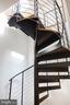 Spiral Stairs to Top Floor - 521 11TH ST SE, WASHINGTON