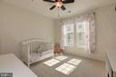 Generously sized secondary bedroom #1 - 14132 HARO TRL, GAINESVILLE