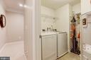 Top level laundry room! - 14132 HARO TRL, GAINESVILLE
